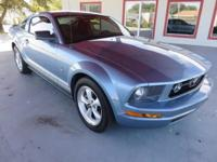 2007 Ford Mustang Coupe ** V6 Premium Ponycar ** No