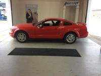 2007 Ford Mustang V6 Premium. Enjoy the satisfaction of