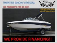 FOUR WINNS HORIZON 180 07 This is a great boat!  The