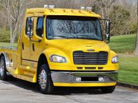 2007 FREIGHTLINER SPORT CHASSIS TURNS HEADS EVERYWHERE
