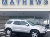 Check out this gently-used 2007 GMC Acadia we recently