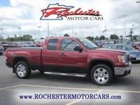 2007 GMC Sierra 1500 SLT with 52,156 miles. This local