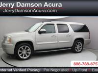 Check out this gently-used 2007 GMC Yukon XL Denali we