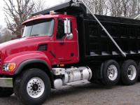 2007 Granite Mack CV713 Mack A/427 Engine 8LL Eaton