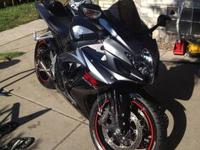 I need to sell fast!!! My 2007 GSX-R 750, it only has
