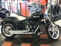 STREET MACHINE! SOFTAIL COMFORT WITH CUSTOM STYLE the