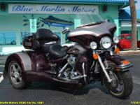 Hit the road with this low mileage 2007 Harley Davidson