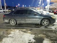 This outstanding example of a 2007 Honda Accord Sdn