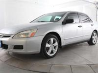 2007 HONDA ACCORD VP SEDAN! 4D Sedan, 2.4L I4 DOHC