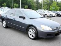 Options Included: N/ANice Certified used 2007 Honda
