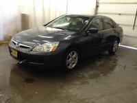 This 2007 Honda Accord Sdn LX SE is provided to you for