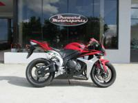 2007 Honda CBR600RR DISCOUNTED PRICE FOR CASH FINANCING