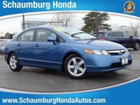 Recent Arrival! CARFAX One-Owner. 2007 Honda FWD Civic