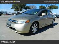 You can discover this 2007 Honda Civic Sdn LX and lots