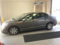 2007 Honda Civic LX. Smells like new. Gently used.
