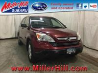 2007 Honda CR-V EX AWD 2.4L 4cyls ready and waiting!