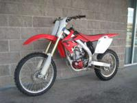 2007 Honda CRF450R Great playbike excellent rate! A