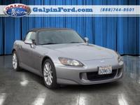 2007 Honda S2000 2dr Car Our Location is: Galpin Ford -
