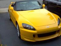 May negotiate. 2007 Honda S2000. 2.2 liter VTEC engine,