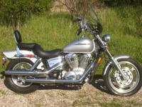 2007 Honda Shadow Spirit (VT1100C) Nice low mile Shadow