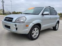 2007 Hyundai Tucson 2.7L V6 FWD in excellent running