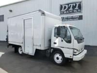 Clean Diesel Box Truck With A Nice Lift Gate 140K