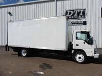 Good Running Box Truck With only 108K Miles! Detailed