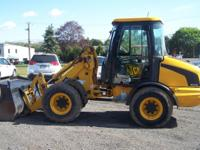 2007 JCB  JCB 406 Wheel Loaders Loaders Wheel Loaders