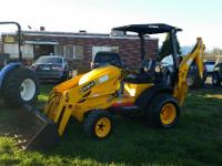 Backhoe Loaders Construction Backhoes. 2007 JCB MINI CX