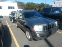 Check out this gently-used 2007 Jeep Grand Cherokee we