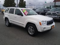 This 2007 Jeep Grand Cherokee Limited is proudly