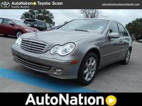2007 Mercedes-Benz C-Class Our Location is: AutoNation