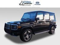 This Black 2007 Mercedes-Benz G-Class G 55 AMG might be