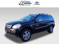 This BLACK 2007 Mercedes-Benz GL-Class GL 450 might be
