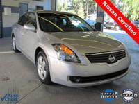 2007 Altima 2.5S ** 175-hp four-cylinder engine **