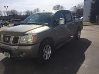 Check out this gently-used 2007 Nissan Titan we