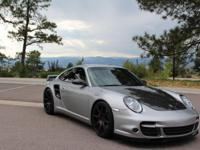 2007 997.1 Porsche Turbo. This is the last round of