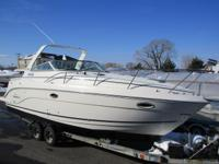 POWERED WITH TWIN VOLVO PENTA 5.0 OSI WITH 415 ENGINE