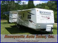 2007 Rockwood Camper, Signature Ultra Light, 31'