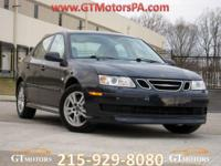 This 2007 Saab 9-3 4dr 4dr Sedan Automatic features a