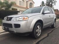 2007 Saturn Vue Hybrid Silver exterior Cloth interior,