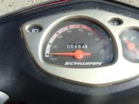 2007 Schwinn Sport LH Scooter 150 cc Automatic. Always