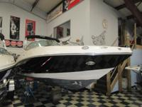 POWERED WITH A MERC. 5.0 MPI WITH 489 ENGINE HOURS,