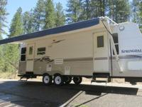 2007 Springdale Keystone 266 RELL-GL Travel Trailer.We