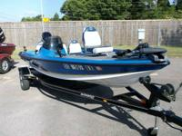 2007 Stratos 176XT powered by Mercury 50hp! Boat