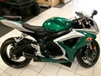 2007 Suzuki GSX-R600 ASK ABOUT OUR $500 50TH