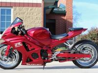 Now Available Is This Totally Custom 2007 Suzuki GSX-R