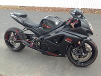 2007 Suzuki GSXR 1000, Brock, Low Miles, GPS!! I can