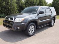 2007 Toyota 4Runner SUV 4X4 Our Location is: Cadillac