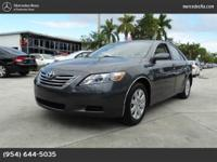 . This 2007 Toyota Camry Hybrid is provided to you for